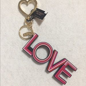 Victoria Secret Keychain